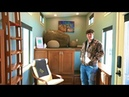 17 Year Old's EPIC Tiny House College Dorm Room!