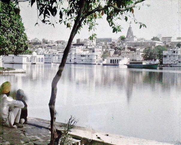 Индия на цветных снимках