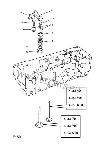 опель фронтера 2.3тд установка впрыска