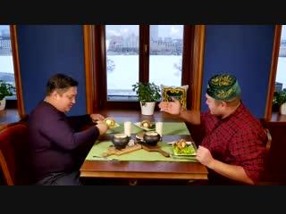 Секреты татарской кухни. Рустем Гайзуллин