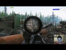 Снайпер на Охотое-Escape from Tarkov