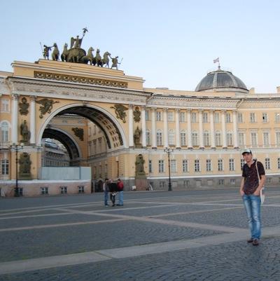 Руслан Азизов, 9 декабря 1989, Санкт-Петербург, id71207261