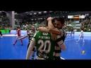 Liga Sport Zone - 1.º da final: Sporting CP 5-4 SL Benfica
