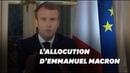 Emmanuel Macron s'explique sur le remaniement
