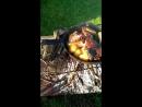 Breakfast курица с картошкой на🔥