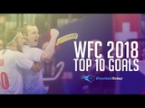 Top 10 Goals - World Floorball Championships 2018