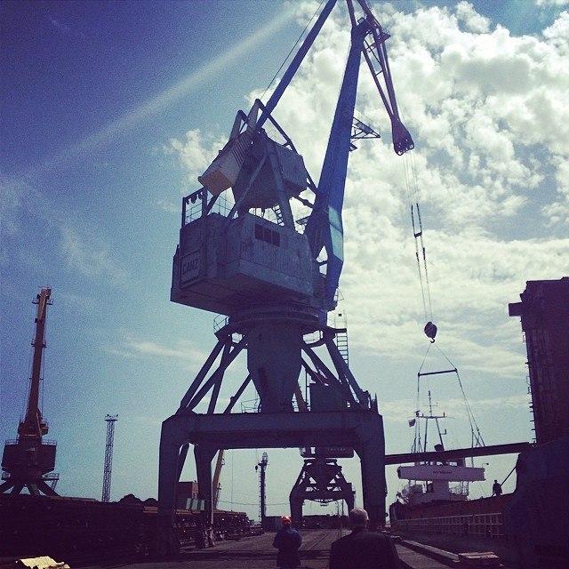 Таганрогский морской порт