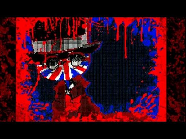 CrAsh /Meme/ [Countryhumans] (UK x Third Reich, COUGH)