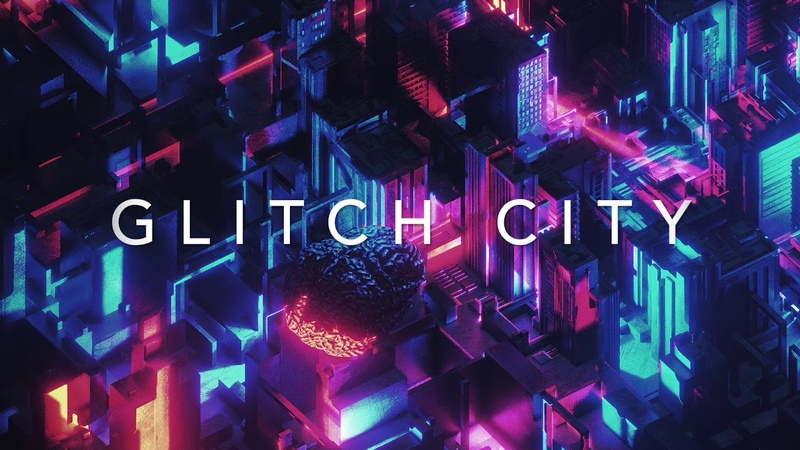 GLITCH CITY - A Chill Synthwave Special