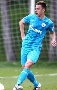 Милан Родич   ФК «Зенит»   VK: http://vk.com/milan_rod