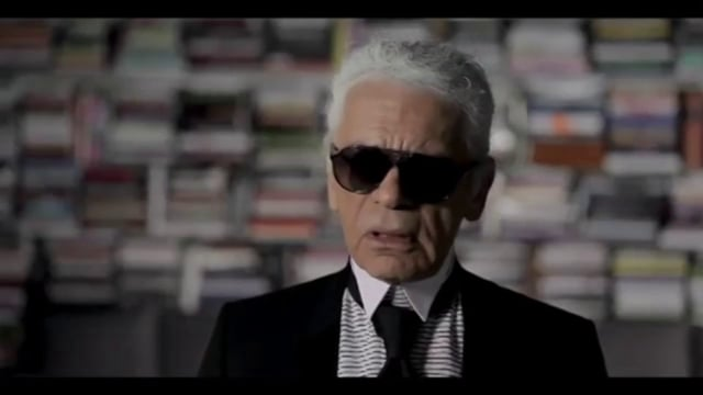 Rondo Parisiano Something A La Mode with Karl Lagerfeld