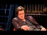 Jim Carrey imitating James Dean