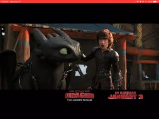 How To Train Your Dragon The Hidden World Australia Tv Spot 2
