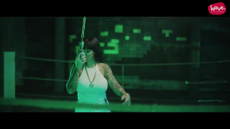 ANDJELA VESTICA - CRNA DUSA (OFFICIAL VIDEO) HD serbian rap