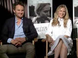 Jason Clarke, Brit Marling and Wes Bentley Talk 'The Better Angels'