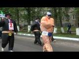 Удомля. 30 лет КАЭС. Праздничное шествие.31 мая 2014 г.