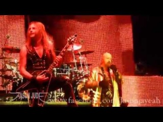 Judas Priest - Turbo Lover [HD] LIVE Fun Fun Fun Fest