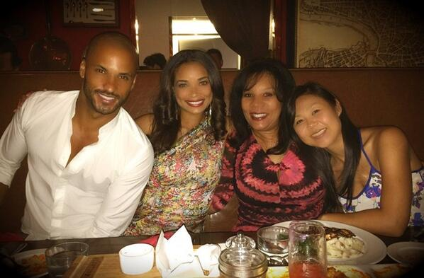 Ricky Whittle | Рик...