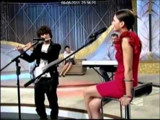 "natia dumbadze & zura mosiava - gadacemashi ""profili"""