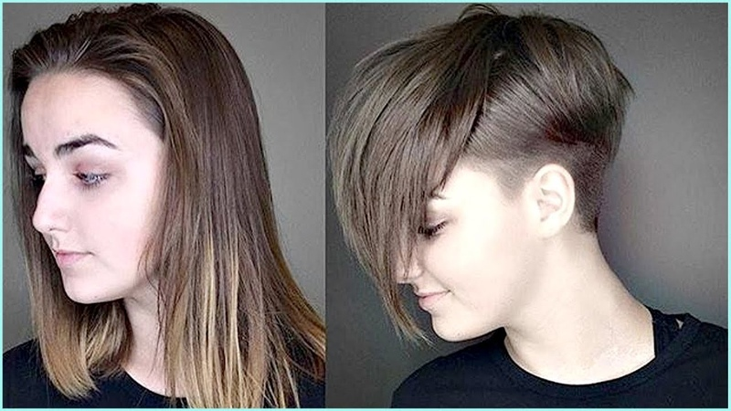 11 Pixie HairCut for women ♥️ Best short haircut for 2018