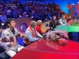 Два рояля (Россия, 11.01.2003) Сали Тори Росивер (Стрелки) и Теймураз Боджгуа-Теона и Сосо Павлиашвили