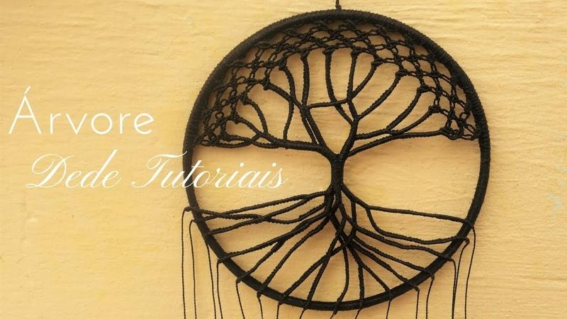 Dede Tutoriais | Como fazer Filtro de Árvore 76