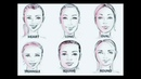 NEW! How to know nature of any Girl based on face shapes 2018|What face shapes tell about you
