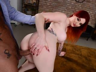Zara durose [pornmir, порно вк, new porn vk, hd 1080, red head, big tits, tatooed, oral, hardcore, squirt]