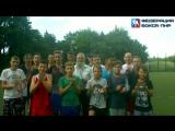 Видеообращение Федерации бокса ЛНР в поддержку сборной России по футболу