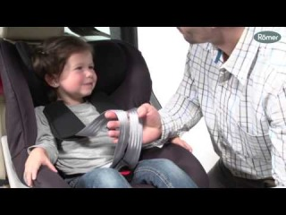 Установка детского автокресла ROMER KING II LS (RU)