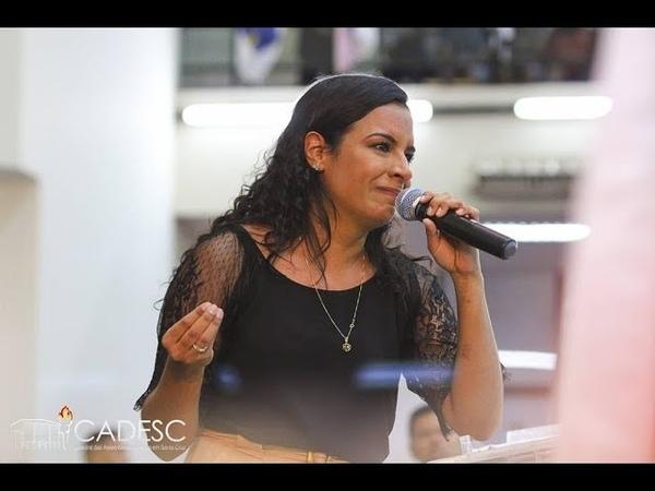 Miss:Gabriela Lopes - Como Está Sua Intimidade Com Deus ? ESSA FOI FORTÍSSIMA.