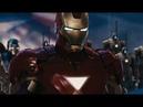 Машина Войны и Дроны против Железного Человека Часть 1 Железный Человек 2 2010