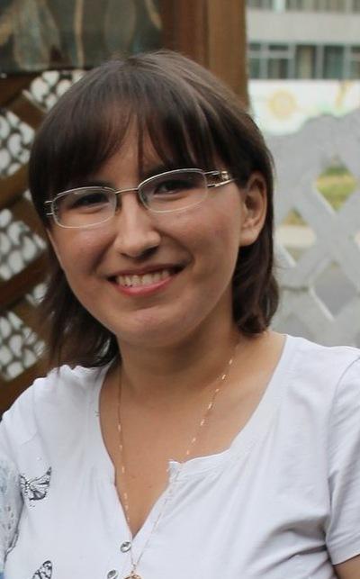 Асия Асмандиярова, 23 сентября 1989, Казань, id9354788