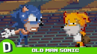 Tails Has a Horrible Secret (Old Man Sonic Part 2)