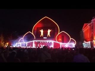 Концерт Swunky tunes на ЧМ по футболу