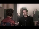Iron man x spider-man    tony stark x peter parker vine    marvel