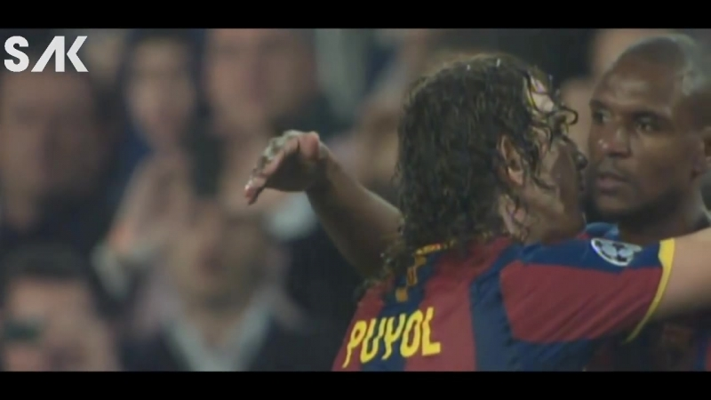 Carles Puyol - 1999-2014 - Legendary Defender - Skills And Goals - HD.mp4