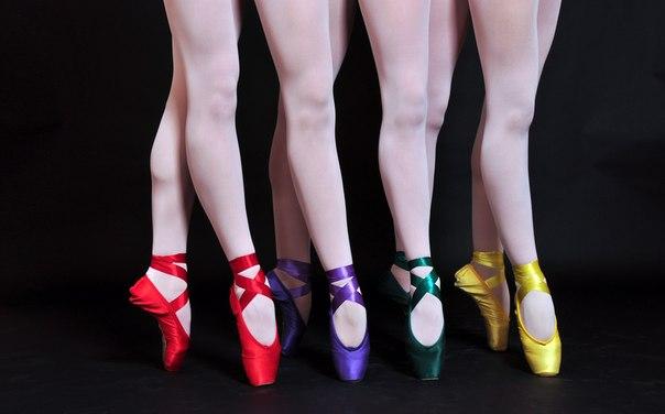 Производство балетной обуви