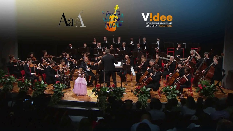 Natsuho Murata | 2018 il Piccolo Violino Magico International Competition
