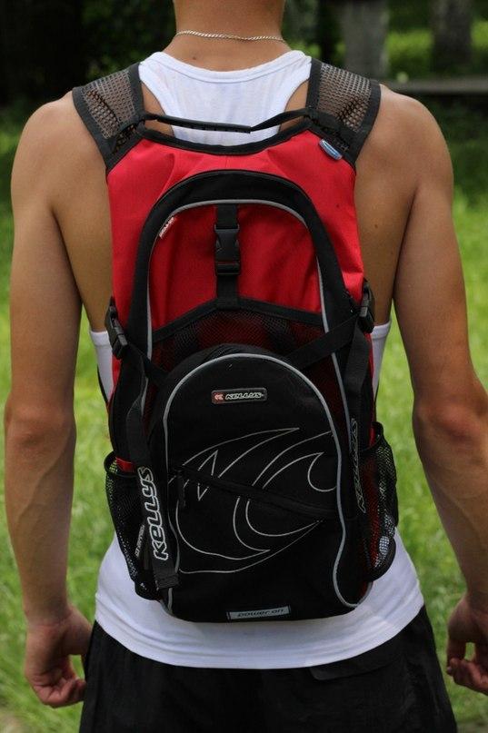 Рюкзак - kellys - street треугольный рюкзак купить осква