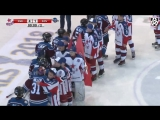 CSKA 06 (Moscow, Russia)-East Coast Selects 06-4-1 (1-1,3-0)