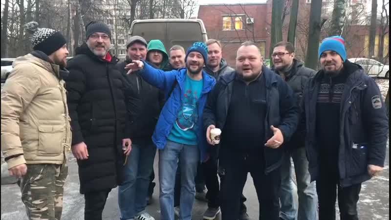 Ответный привет От Мамульки Бенд для ВИА Волга-Волга