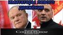 Левого движения в РФ не существует. КПРФ, РПР, Левый фронт умелые имитаторы левого движения.