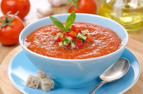 5 самых вкусных холодных супов 1. окрошкаидея этого супа очень проста - мелко нарезать свежие овощи и залить холодной жидкостью. даже варить его не нужно! потому и назвали блюдо «окрошка» - от
