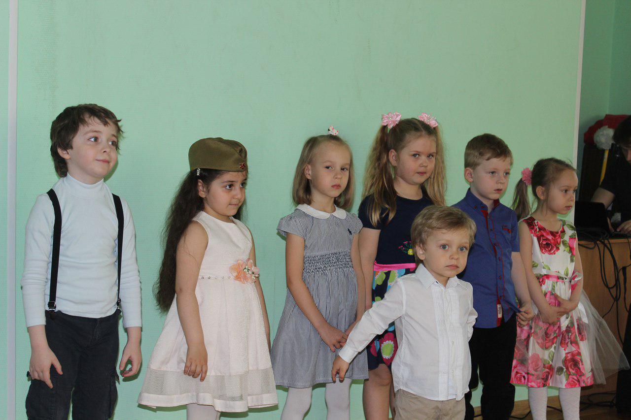 Концерт «Письма Победы» прошел в Доме творчества «Ховрино»