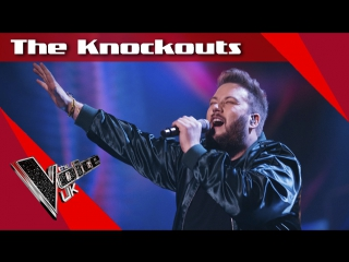 David Jackson - A Little Respect (The Voice UK 2017)