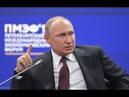 LIVE: Wladimir Putin nimmt an der SPIEF-Plenarsitzung teil (Deutsch)