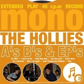 The Hollies альбом A's, B's & EP's
