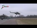 Авиаторы отрабатывают сложные элементы подготовки АрмияБеларуси