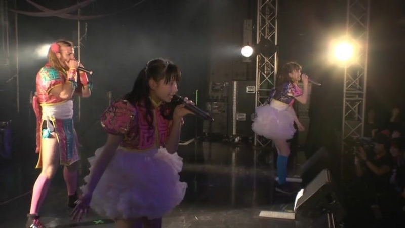[DVD] LADYBABY - First JAPAN One-Man Live ~Sekai no Rule wo Kae Chaou~ [2016.09.14]